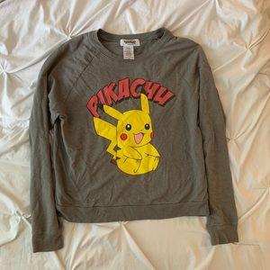 Pokémon Pikachu sweatshirt